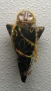 Worldwide Women Artists: New Spirit Art Dolls