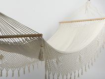 Items similar to Roberto Madera solo - the hand-woven K'UYUY power hammock with stem cotton) in a social project in Nicaragua on Etsy Balkon Design, Shops, Camping, Outdoor Furniture, Outdoor Decor, Hand Weaving, Sweet Home, Etsy, Projects