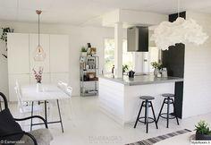 keittiö,ruokailutila,saareke,niemeke,betonitaso