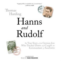 "#NEW: Listen to a sample of the #Historical #War #Stories ""Hanns and Rudolf"" by Thomas Harding right here:"