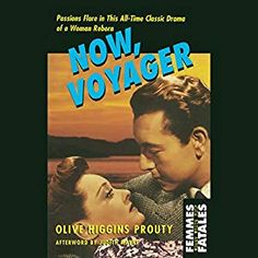 """Another must-listen from my """"Now, Voyager"""" by Olive Higgins Prouty, narrated by Coleen Marlo. Self Realization, Famous Words, Bette Davis, Mystery Thriller, Interesting Reads, Audio Books, All About Time, Novels, This Book"""