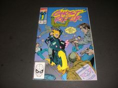 GHOST RIDER #2 VOL.2 (1990) buy it now for $3.00+ ship!!