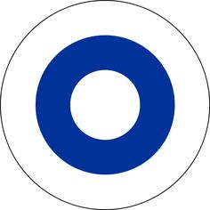 Roundel of Finland Air Force Navy Air Force, Royal Air Force, Finland Air, Finnish Air Force, Military Insignia, National Symbols, Aircraft Design, Army & Navy, Past Life