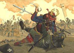Batalla de Yamanaka (Anders K. Rue) http://www.elgrancapitan.org/foro/viewtopic.php?f=21&t=24183&start=0