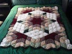 Free Crochet Patterns: Free Crochet Quilt Patterns