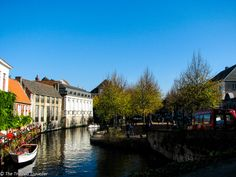 Don't miss out on taking a canal cruise in lovely Bruges in Belgium - Things to Do in Bruges - The Trusted Traveller