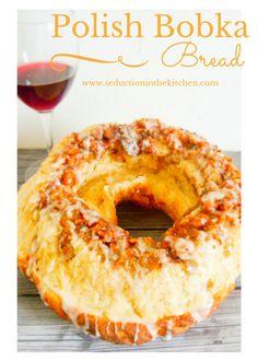 Polish Bobka Easter Bread Seduction in the Kitchen