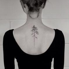 """Hand poked. Interpreted from customer's artwork. Thank you Meredith. #handpoke #tattoo"""