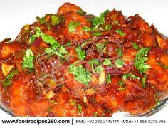 Chicken Manchurian http://www.foodrecipes360.com/chicken-manchurian/