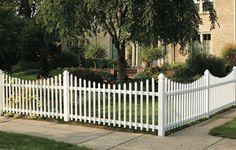 Home Depot Vinyl Fence   vinyl fence panels Fence Companies in Oklahoma City, Oklahoma, Vinyl ...
