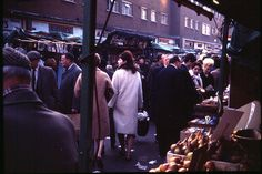East Street market, known by some as 'The Lane' Walworth, SE17.