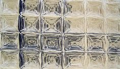 giant waffle cartography series by hiroko takeda Textile Patterns, Textile Design, Print Patterns, Textile Fiber Art, Textile Artists, Weaving Textiles, Cartography, Japan, Contemporary Art