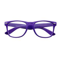d1ec16550e4 Colorful Summer Party Style Clear Lens Glasses Frames - FREYRS -  Beautifully designed