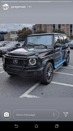 G Wagon, Bmw, Vehicles, Car, Vehicle, Tools