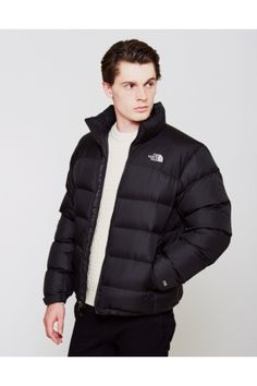 6b585e1d1385 Men Jackets – The North Face Nuptse 2 Jacket Black North Face Coat