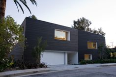 Twin Houses | predock frane architects