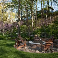 Residential Steep Slope Landscaping Design Ideas, Pictures, Remodel, and Decor - page 12