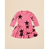 NUNUNU Infant Girls' Star Print Dress #bloomies