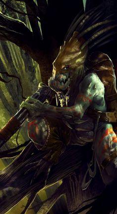 Warhammer 40000,warhammer40000, warhammer40k, warhammer 40k, ваха, сорокотысячник,фэндомы,Tau Empire,Tau, Тау,Kroot