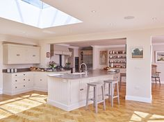 Starvehill House Kitchen Project          There every step of the way  Daniel will manage your project from start to finish, with a meticulous eye for detail and an insistence for perfection. From your initial enquiry it can be as little as 5