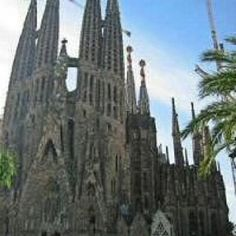 Sagrada Family Cathedral Barcelona