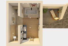 Grundriss Planung Badezimmer