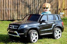 Upgrade in die ( Elekro-) Oberklasse! - Der Mercedes Benz GLK 350 von Hauck Toys