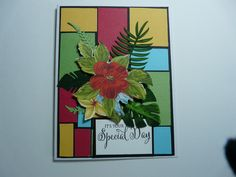 I Card, Day, Handmade, Hand Made, Craft