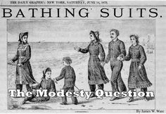 The Bibliophile Blog: The Modesty Question