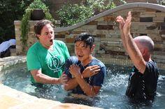Cam Tae WOOT. JHM Group Baptisms - JM's Pics