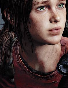 "Ellie from the game : The Last of Us""Everyone I have cared for has either died, or left me. Everyone—fucking except for you! So don't tell me I would be safer with somebody else, because the truth is, I would just be more scared."""
