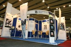 Dickenson Dees Exhibition Stand 2006