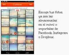 Printic app, tus fotos en formato polaroid