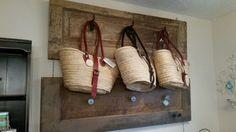 Antique Door Wall Hangers~ Chic Designs~