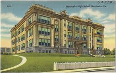 Nanticoke High School, Nanticoke, Pa.   Flickr - Photo Sharing!