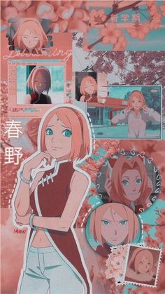 Wallpaper De Animes - Naruto/Kunoichis parte 1