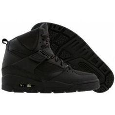 Air Jordan Big Ups Pour Homme Noir/Rouge pas cher