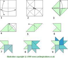 Tea Bag Folding Paper - Google Search