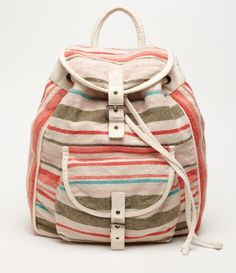 Drifter Casual Backpack.. obsessed
