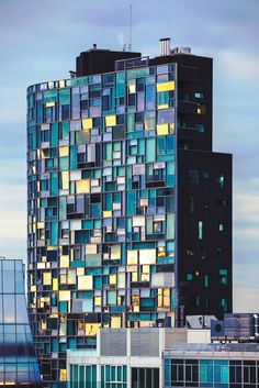 Jean Nouvel 100 11th Avenue NYC #Jean #Nouvel Pinned by www.modlar.com