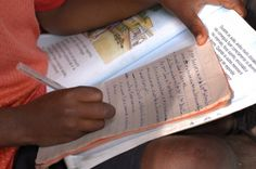 En el blog, lo que creemos de la escuela