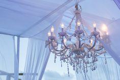 This chandelier is a nice addition to your wedding decor! Very romantic #SecretsSilversandsRivieraCancun #Mexico #DestinationWedding