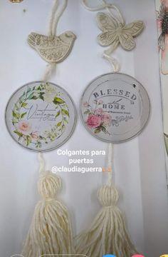 Chalk Crafts, Wooden Crafts, Diy And Crafts, Cd Diy, Crafts For Seniors, Boho Diy, Craft Sale, Mandala Art, Bird Art