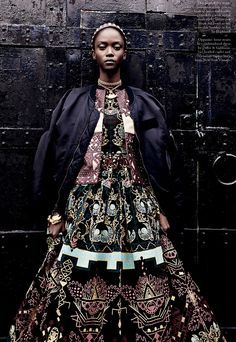 """""""Collection"""" Love #11 Spring 2014 by Patrick Demarchelier"""