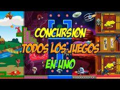 CONCURSION PC GAMEPLAY ESPAÑOL   TODOS LOS JUEGOS EN UNO