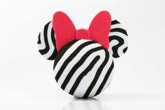 Enfeite para Antena de Carro Minnie Zebra - Disney Parks