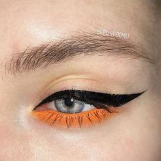 eyeshadow makeup trends makeup tutorials makeup us. - make up - eyeshadow makeup trends makeup tutorials makeup use makeup - Edgy Makeup, Makeup Eye Looks, Beautiful Eye Makeup, Eye Makeup Art, Skin Makeup, Makeup Eyeshadow, Eyeshadow Palette, Easy Eyeshadow, Yellow Eyeshadow