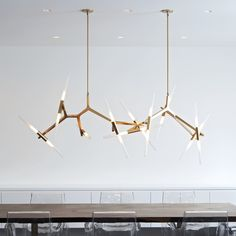 Agnes Chandelier | To see the most luxurious pieces and ambiences you ever seen visit http://www.bocadolobo.com/en/products/