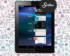 Buenos días!!! #FelizLunes En Tutemimas.com queremos comenzar el 2016 regalando esta Tablet Alcatel 8HD con pantalla IPS Dual Core, Android 4.1 , 1Gb DDR3, 1080p, 2 cámaras y USB GRA-TIS!!! Participa ya en nuestro Súper #Sorteo!! SÓLO 9 DÍAS para que finalice!!!! Y es tan fácil... Haz click aquí y llévatela