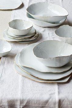 truly beautiful. like oyster shells.
